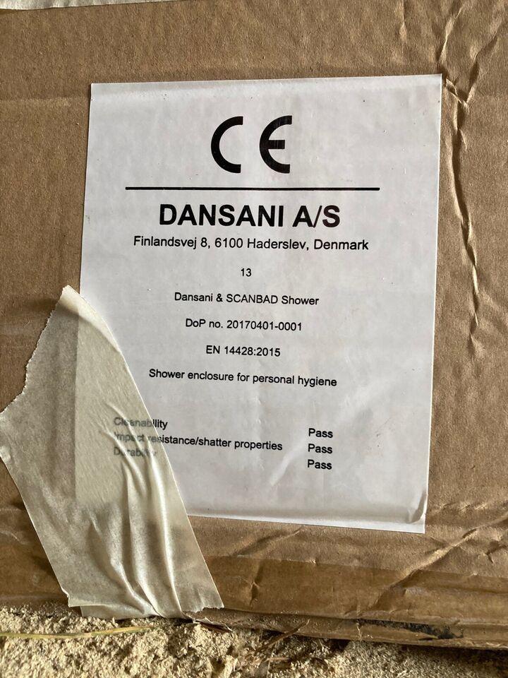Bruseafskærmning, Dansai