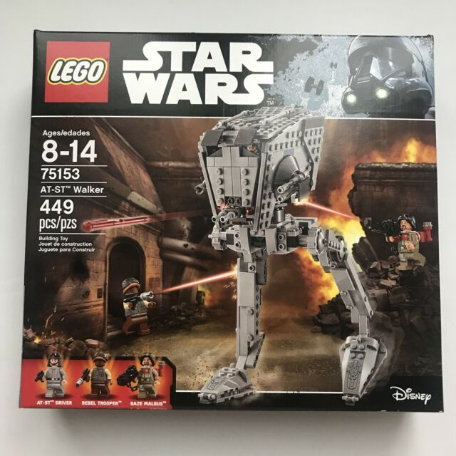 LEGO AT-ST Walker 75153 Star Wars New Sealed