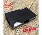 The Ridge Wallet Aluminum Multicolor Cards Slim Money Strap Minimal Front Pocket
