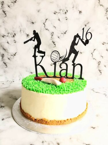 Engagement Custom Decoration 18th 21st 60th Details about  /Personalised Cake Topper Birthday