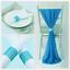 Acrylique-Diamant-napkin-rings-Towel-Holder-Mariage-Banquet-Table-Decor miniature 3