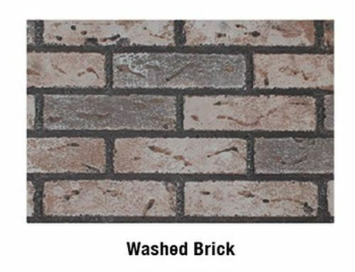 Empire DVP28BW Washed Brick Liner