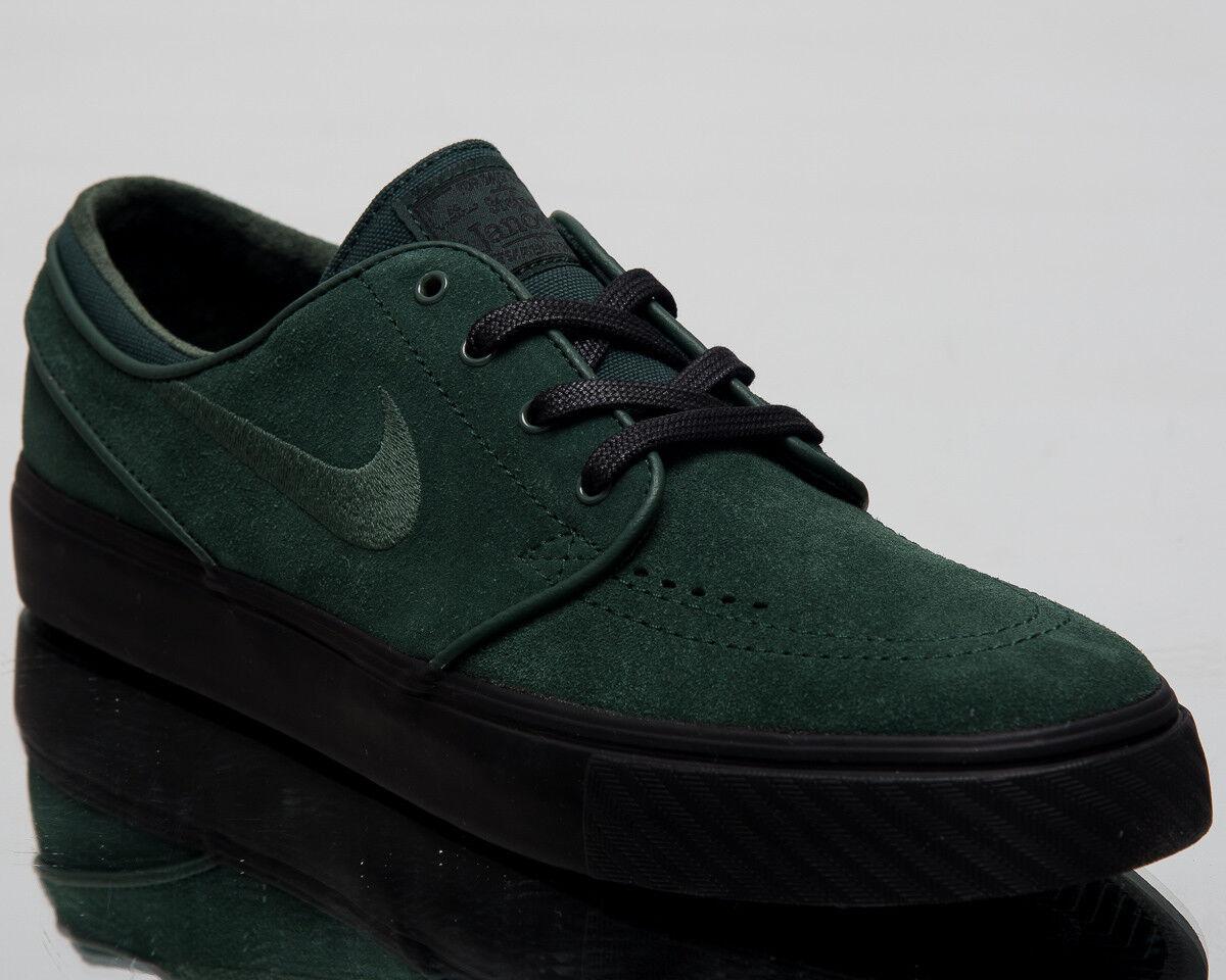 Nike Nike Nike sb - stefan janoski turnschuhe mitternacht grnen lebensstil schuhe 333824-312 482fcf