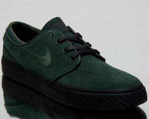 02b2913800307 Nike SB Zoom Stefan Janoski Sneakers Midnight Green Lifestyle Shoes ...