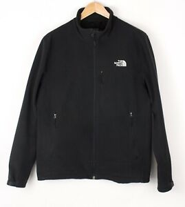 THE-NORTH-FACE-Men-Casual-Stretch-Fleece-Jacket-Overcoat-Size-L-BBZ495