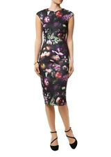 2ddae8b10c3dc0 item 8 NWOT Ted Baker London Raisie Floral Sheath Body-Con Midi Dress 2 (US  6)  295 -NWOT Ted Baker London Raisie Floral Sheath Body-Con Midi Dress 2  (US 6) ...