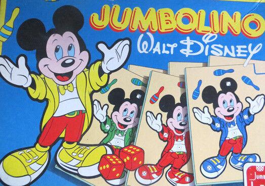 Jumbolino Walt Disney - Cavahel Vintage