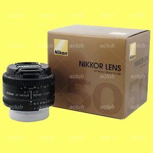 Genuine-Nikon-AF-Nikkor-50mm-f-1-8D-lens-50-mm-f1-8-f-1-8-D-with-Warranty