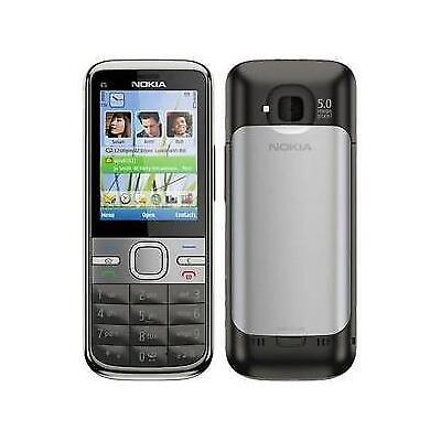 Nokia c5-00 Black GSM Mobile