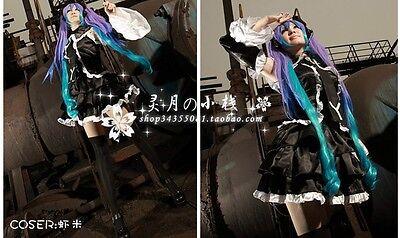 VOCALOID Anti The∞Holic Hatsune Miku    cosplay costume custom any size