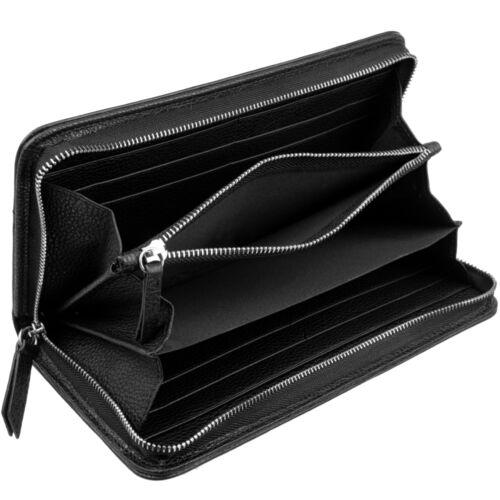 Geldbörse Nina Brieftasche zip Portemonnaie Damen Geldbeutel Geldtasche Ricci wvqI4r1xv