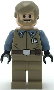 Lego Dark Tan Hips Legs w// Paint Spots Patterm NEW