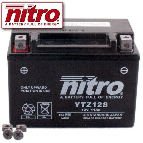 2003 Nitro YTZ12S GEL Batterie Honda VFR800 A ABS RC46 Bj