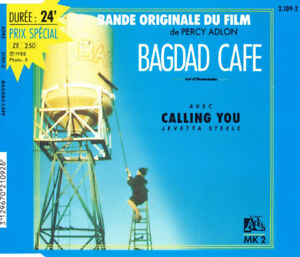 Compilation-CD-Bande-Originale-Du-Film-Bagdad-Cafe-Original-1988-France