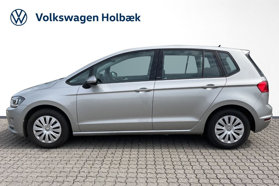 VW Golf Sportsvan 1,4 TSi 125 Allstar BMT Benzin modelår