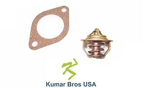New Ford New Holland Tractor LX485 LX665 Thermostat /& Gasket 82°C //180°F