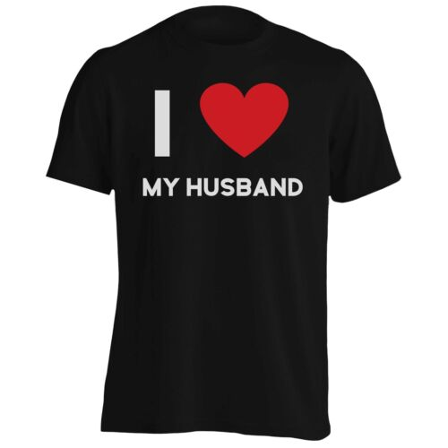 i love my husband Men's T-Shirt/Tank Top cc901m