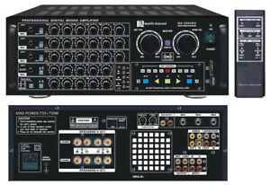 Martin-Ranger-MA-3000Kii-750W-Pro-Karaoke-Mixing-Amplifier