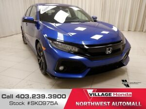 2018 Honda Civic Sport Touring 1 Owner/Accident Free!