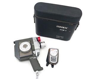 Sekonic-Dual-Run-Zoom-8-Simplomat-Model-100-and-Sekonic-Light-Meter