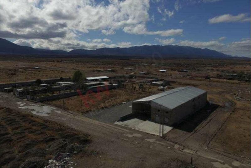 """Venta Bodega excelente ubicación en terreno parque industrial """"Derramadero"""" y con Hotel..."""