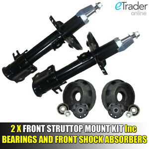 LINK BARS VAUXHALL CORSA E 2014/>on 2x BRAND NEW FRONT STRUT TOP MOUNT KITS