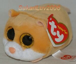 New-2017-TY-Teeny-Tys-PEE-WEE-the-Hamster-3-034-Stackable
