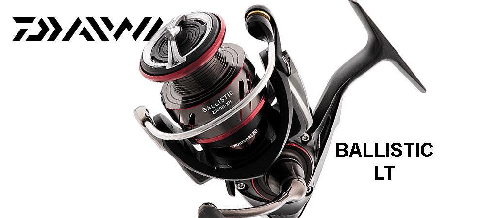 Daiwa Ballistic LT 5.2 1 Spinning  Reel BLSLT5000D-C  80% off