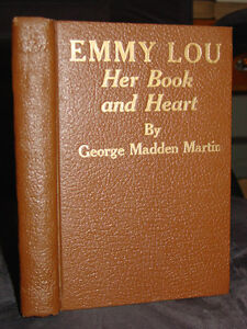 1903-Emmy-Lou-Her-Book-amp-Heart-Girl-Trouble-039-s-With-Spelling-Wins-Spelling-Bee