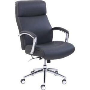 Tremendous Details About Lorell Executive Leather High Back Chair Llr 49670 Llr49670 Evergreenethics Interior Chair Design Evergreenethicsorg
