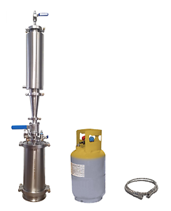 Details about 1LB 450G Closed Loop Extractor With Solvent Tank - Extractor  Solutions