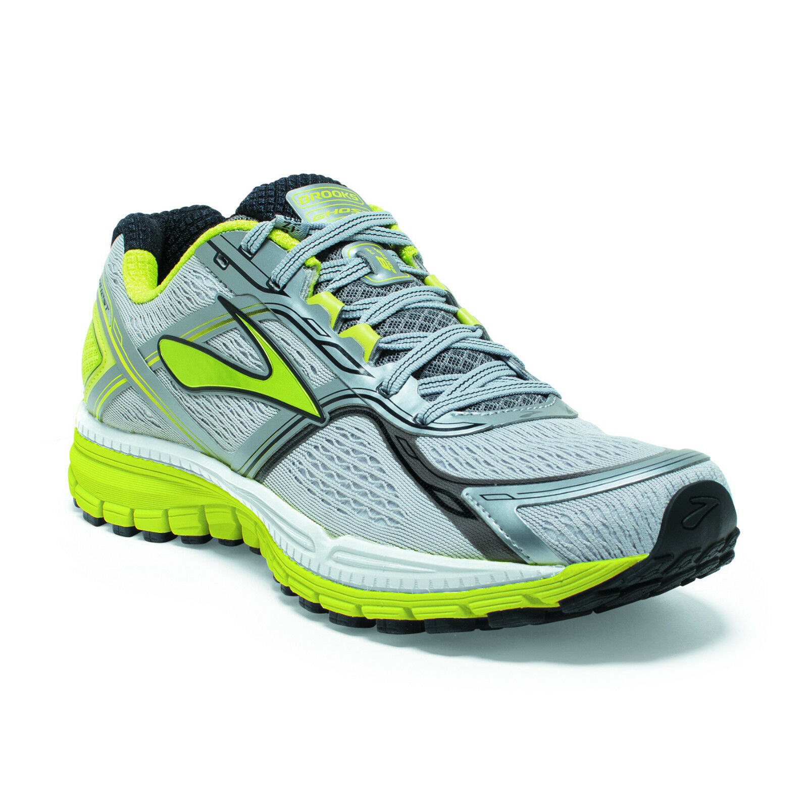 Brooks Ghost 8 Mens Running Shoes (D) (029) + Free Aus Delivery