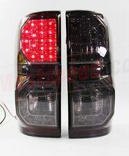 TOYOTA HILUX VIGO SR5 MK6 05-14 CHAMP MK7  REAR BLACK LED SMOKE TAIL LIGHT LAMP