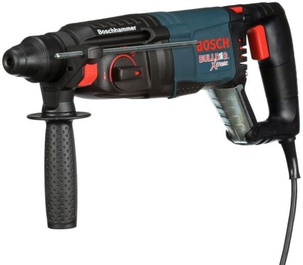 bosch bulldog 1 corded rotary hammer drill for sale. Black Bedroom Furniture Sets. Home Design Ideas