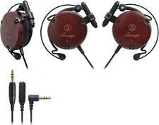 audio-technica W Series sealed on-ear headphones ear type ATH-EW9 Japan Import