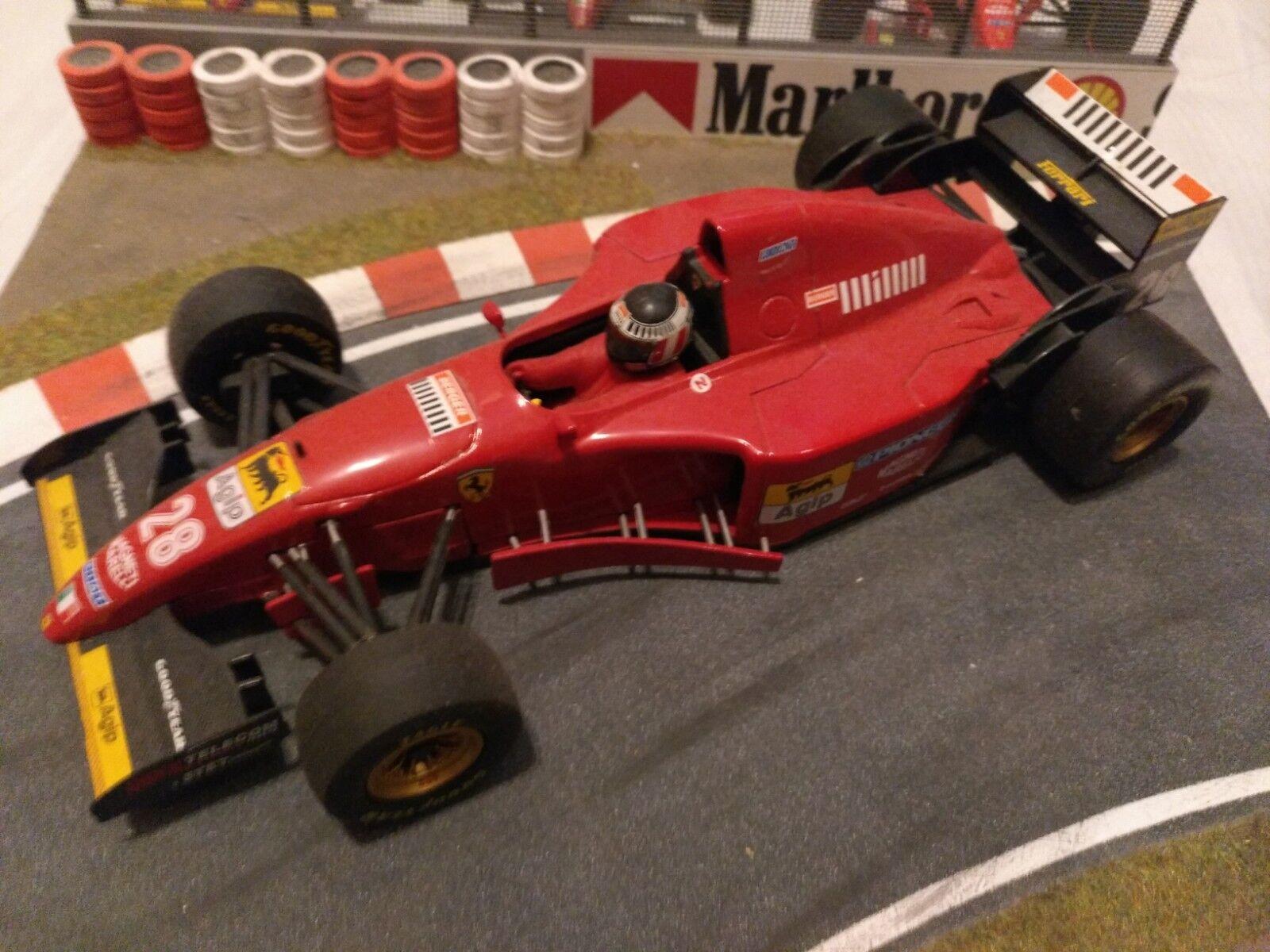 Los mejores precios y los estilos más frescos. Ferrari 1 1 1 18 Onyx 412T2 Gerhard Berger  alta calidad