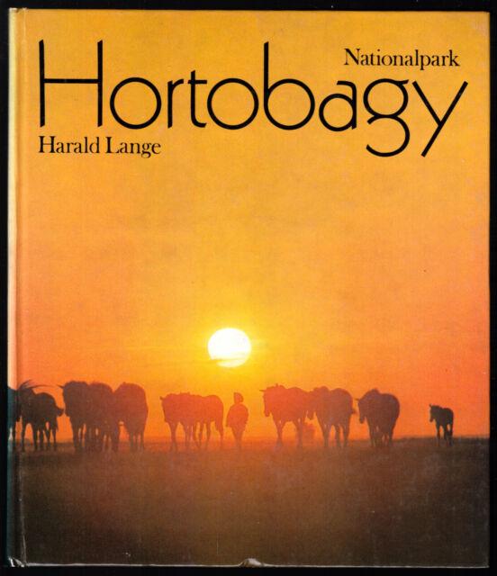 Lange, Harald; Nationalpark Hortobagy, [Ungarn], Bildband, 1979
