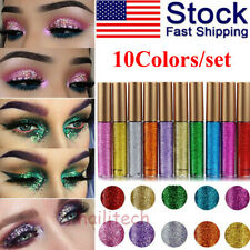 Shimmer Glitter Eye Shadow Powder Palette Matte Eyeshadow Cosmetic Makeup Tools