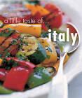 A Little Taste of Italy by Kay Halsey, Jo Glynn, Lulu Grimes, Sophie Braimbridge (Book, 2003)