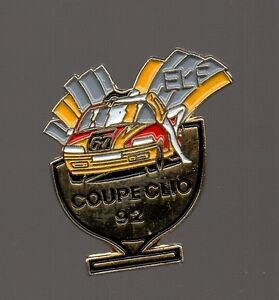 Pin-039-s-Coupe-Clio-Renault-92-Elf-EGF