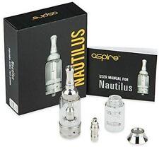 Aspire Nautilus 5ml Adjustable Airflow Bvc Verdampfer Clearomizer Set coil Tank