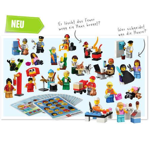 LEGO Minifiguren Set Gemeinschaft   45022 / 5022 V0