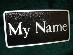 Personalized Front License Plates >> Personalized Any Name Front License Plate Vanity My Car Tag