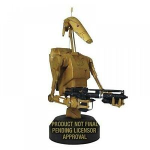 GENTLE-GIANT-Mini-Bust-STAR-WARS-THE-PHANTOM-MENACE-Battle-Droid-JAPAN-F-S-S2568