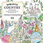 Romantic Country: The Second Tale: A Fantasy Coloring Book by Eriy (Paperback / softback, 2016)