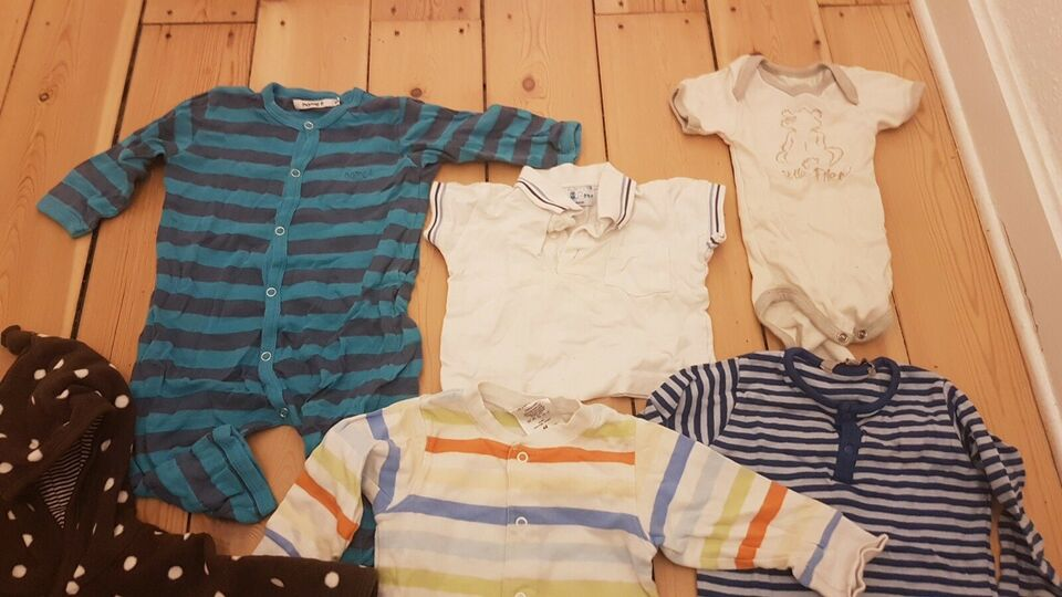 Blandet tøj, Babytøj str 68, Diverse