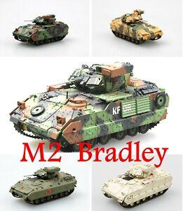 Easy-Model-1-72-US-M2-amp-M2A2-034-Bradley-034-Tank-Plastic-Model-All-of-easy-model
