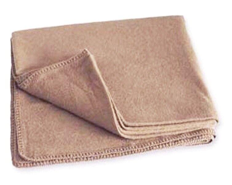 Alpaca QUEEN Blanket 90 X 90 - BEIGE Peru Classy Baby Soft