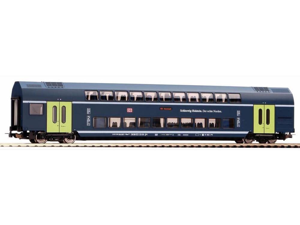 Piko 58808 Personenwagen Doppelstockwagen 2.Kl. DB Nah.SH H0