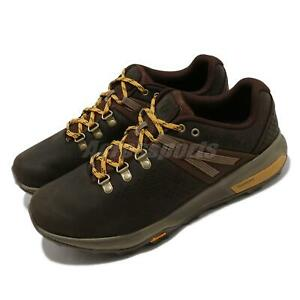 Merrell-Zion-Peak-Seal-Brown-Vibram-Men-Outdoors-Hiking-Trail-Shoes-J035353